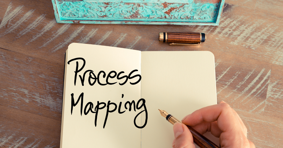what is process mapping for accounting
