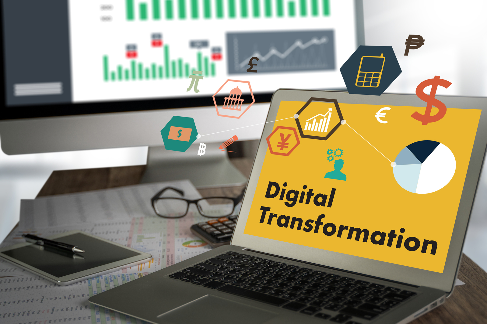 digital transformation of processes