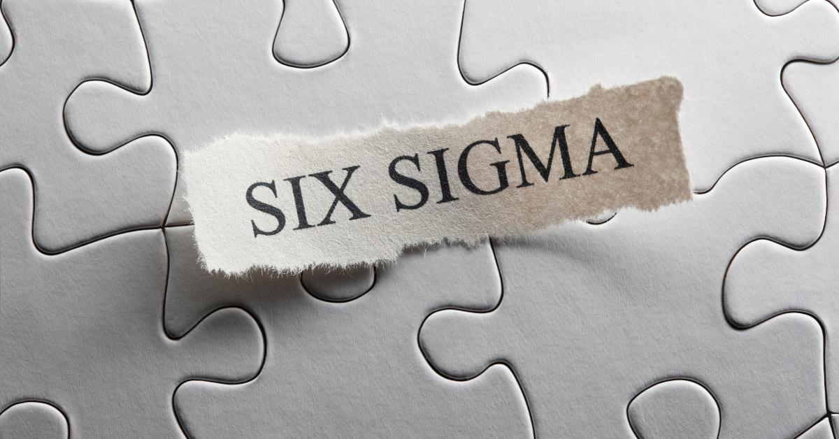six sigma in service