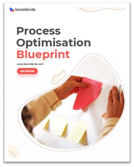 Process optimisation blueprint