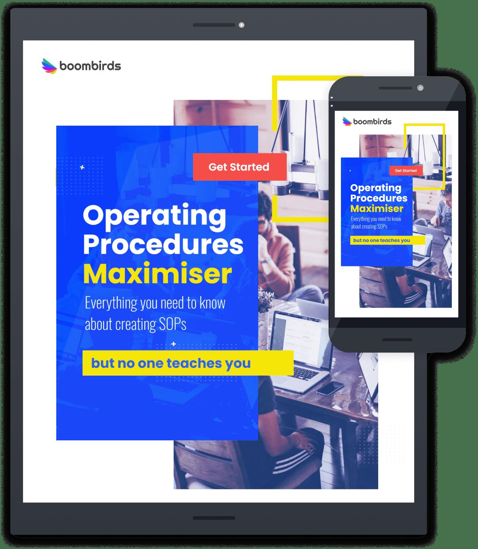 Blueprint - Operating Procedures Maximiser